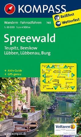 Spreewald - Teupitz - Beeskow - Lübben - Lübbenau - Burg
