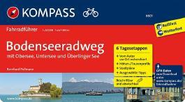Bodenseeradweg mit Obersee, Untersee und Überlinger See