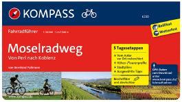 Moselradweg, Von Perl bis Koblenz