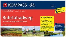 Ruhrtalradweg, von Winterberg nach Duisburg