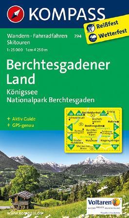 Berchtesgadener Land - Königssee - Nationalpark Berchtesgaden