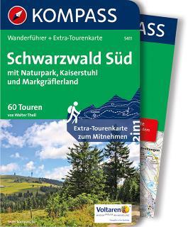 Schwarzwald Süd mit Naturpark, Kaiserstuhl und Markgräflerland