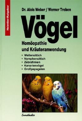 Vögel - Homöopathie und Kräuteranwendung