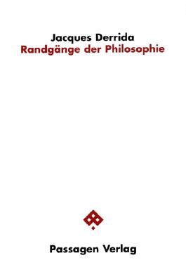 Randgänge der Philosophie