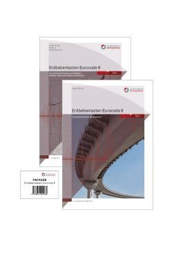 Erdbebenlasten - Eurocode 8 - Package: Praxisbeispiele Hochbau aus Stahlbeton, Stahlbau-Halle, Hochbau aus Mauerwerk und Brücke aus Stahlbeton