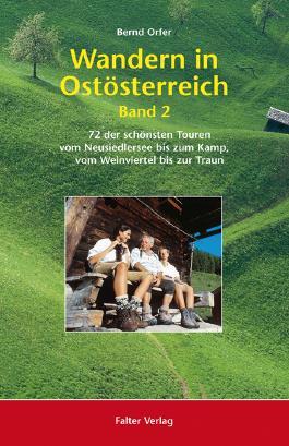 Wandern in Ostösterreich, Band 2