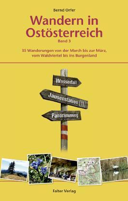 Wandern in Ostösterreich, Band 3