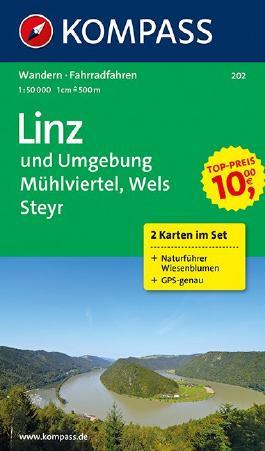 Rund um Linz - Mühlviertel - Wels - Steyr