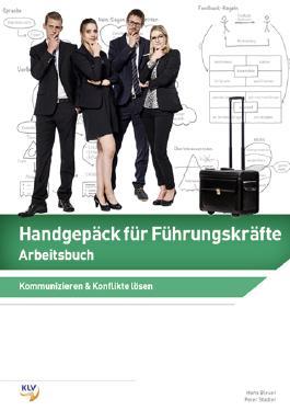 Handgepäck für Führungskräfte (Arbeitsbuch)
