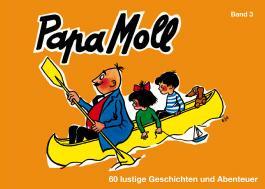 Papa Moll Band 3, orange