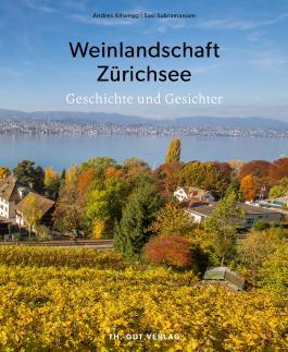 Weinlandschaft Zürichsee