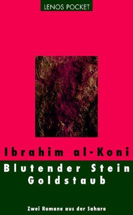 Blutender Stein / Goldstaub