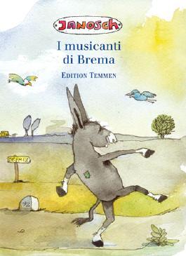 Die Bremer Stadtmusikanten, italienisch