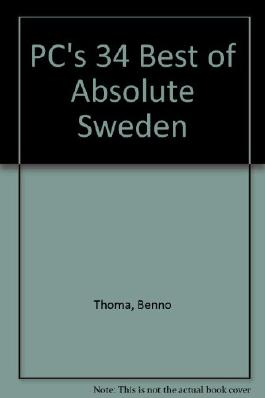 PC's 34 Best of Absolute Sweden