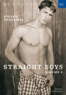 Straight Boys, Vol. 2: #55 (Bruno Gmunder Postcardbooks)