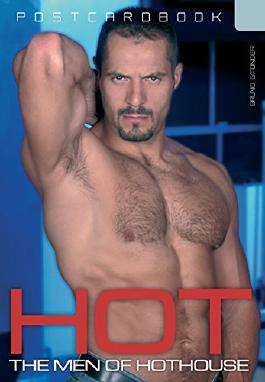 Hot, The Men of Hot House: #72 (Postcard Books (Bruno))
