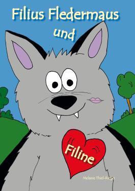 Filius Fledermaus und Filine