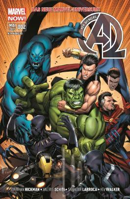New Avengers - Marvel Now!