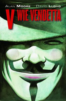 V wie Vendetta Maskenedition