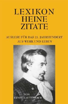 Lexikon Heine Zitate