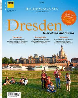 ADAC Reisemagazin / ADAC Reisemagazin Dresden / Elbsandstein Gebirge