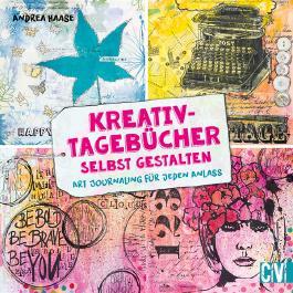 Kreativ-Tagebücher selbst gestalten