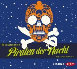 Piraten der Nacht (4 CDs)