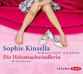 Die Heiratsschwindlerin (4 CDs)