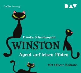 Winston – Teil 2: Agent auf leisen Pfoten
