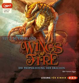 Wings of Fire - Die Prophezeiung der Drachen