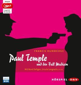 Paul Temple und der Fall Madison