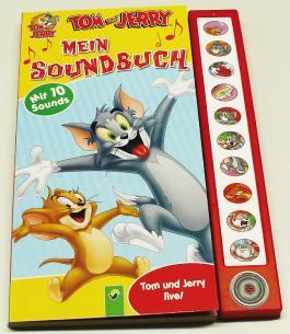 Mein Soundbuch - Tom & Jerry