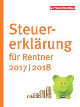 Steuererklärung für Rentner 2017/2018