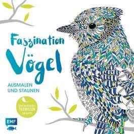 Faszination Vögel – Ausmalen und Staunen