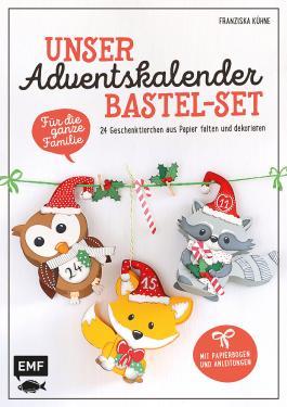 Unser Adventskalender Bastel-Set – Für die ganze Familie