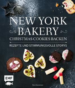New York Bakery – Christmas Cookies backen