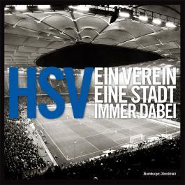 HSV– Ein Verein. Eine Stadt. Immer dabei.