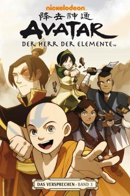 Avatar: Der Herr der Elemente - Das Versprechen 1
