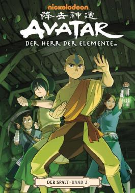 Avatar: Der Herr der Elemente 9