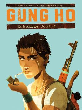 Gung Ho Comicband 1