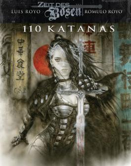 Zeit des Bösen: 110 Katanas