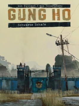 Gung Ho Comicband 1 – Vorzugsausgabe
