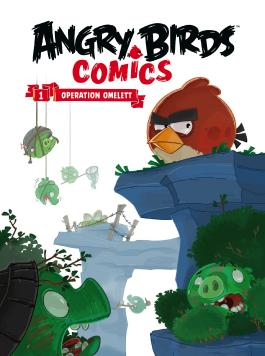 Angry Birds Comicband 1 - Softcover