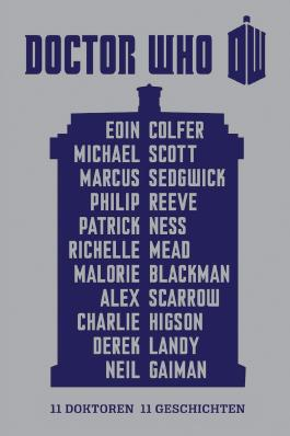 Doctor Who – 11 Doktoren, 11 Geschichten