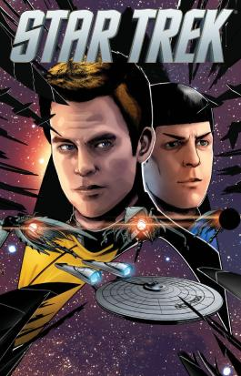 Star Trek Comicband 11