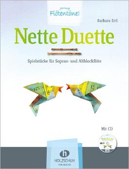 Nette Duette (mit CD)