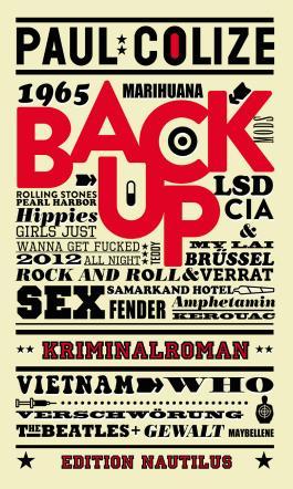 Back up: Kriminalroman