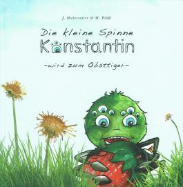 Die kleine Spinne Konstantin