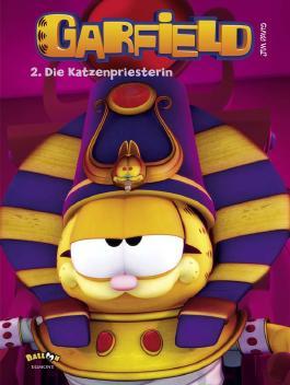 Garfield, Band 02