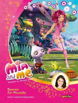 Mia and me - Beeren für Phuddle